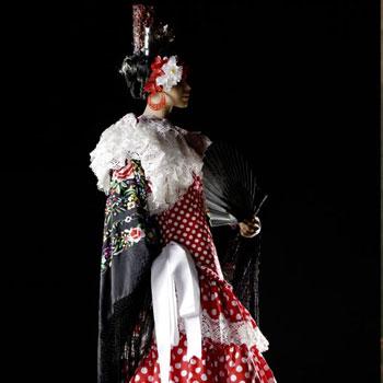 Concha Vargas, la danse gitane par excellence |