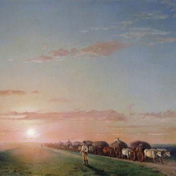 Dans les steppes de l'Asie centrale de Alexandre Borodine |
