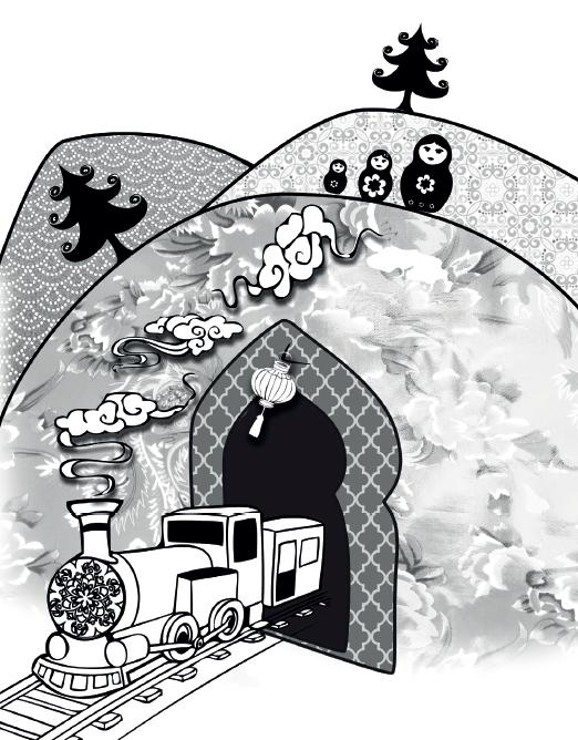 La boîte à outils: Voyage express en Orient |