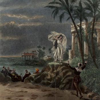 Les Pêcheurs de perle de Georges Bizet © Gallica - BnF