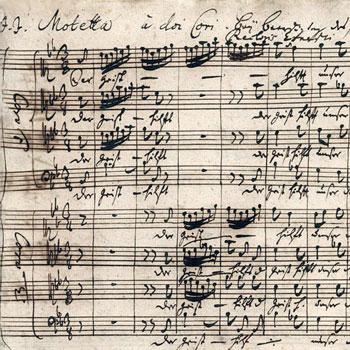 Der Geist hilft unser Schwachheit auf de Johann Sebastian Bach |