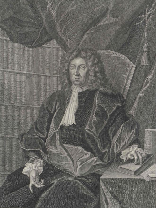 Portrait de Johann Heinrich Ernesti © Österreichische Nationalbibliothek