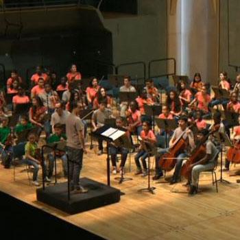 Concert filmé Gavroche le chantre des pavés