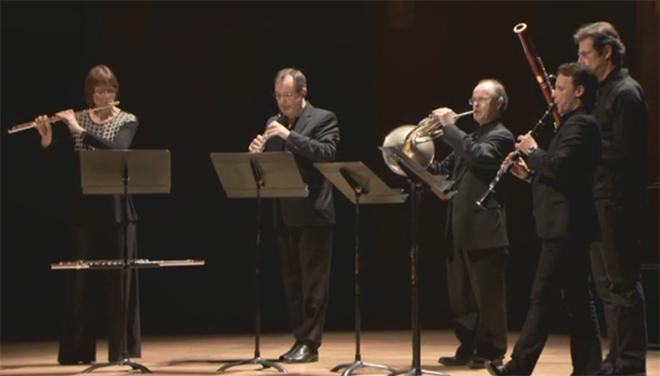 Solistes de l'Ensemble intercontemporain, concert enregistré le 7/12/14 à la Cité de la musique. Cité de la musique - Philharmonie de Paris
