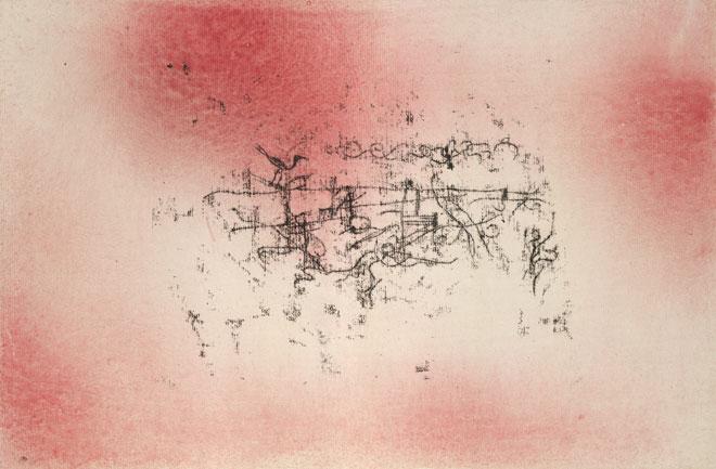Paysage d'oiseaux, par Paul Klee, 1925. Metropolitan Museum