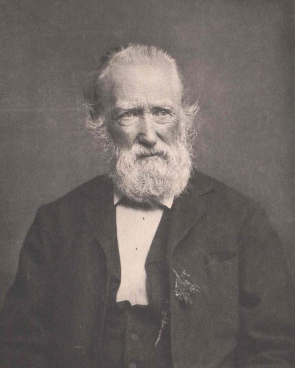 Theodor Storm, portrait © Österreichische Nationalbibliothek