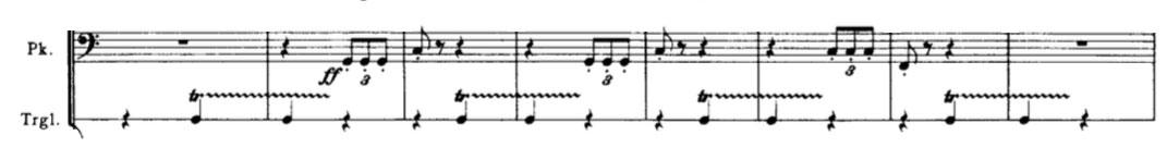 Partition Symphonie n° 4, Johannes Brahms