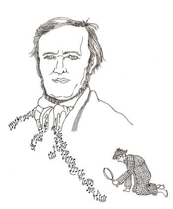 La boîte à outils: Sur les traces de Richard Wagner |