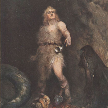 Siegfried terrassant le dragon © Universität Osnabrück