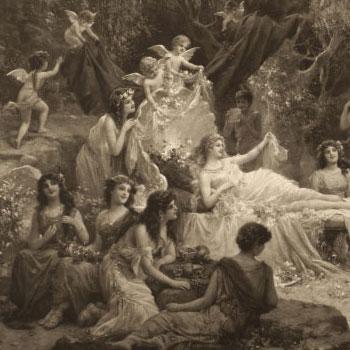 Tannhauser et Venus © Österreichische Nationalbibliothek