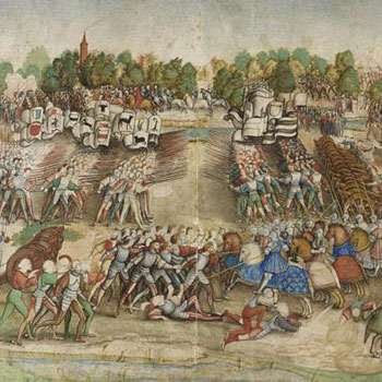 Cornelis Cort, Le triomphe de la guerre, 1564 © www.metmuseum.org