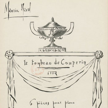 Le Tombeau de Couperin de Maurice Ravel |