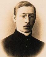 Igor Stravinski 1900 © BnF
