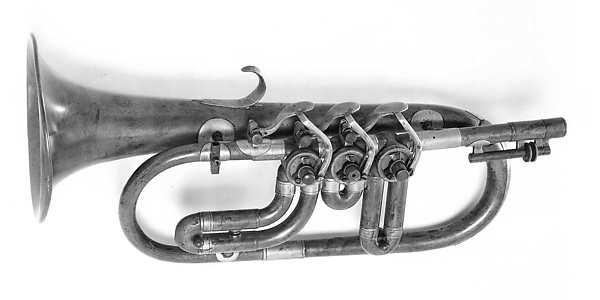 Saxhorn sopranino © Metropolitan Museum of Art
