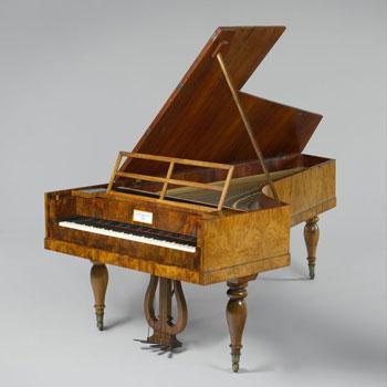Le piano à l'époque de Brahms |