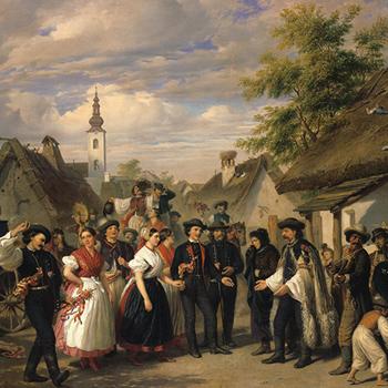 Danses hongroises de Johannes Brahms |