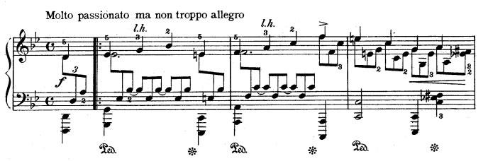 Rhapsodie n° 2 - Partie 1