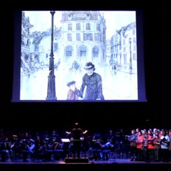 Concert filmé Jeux de guerre, jeux de vilain © Philharmonie de Paris