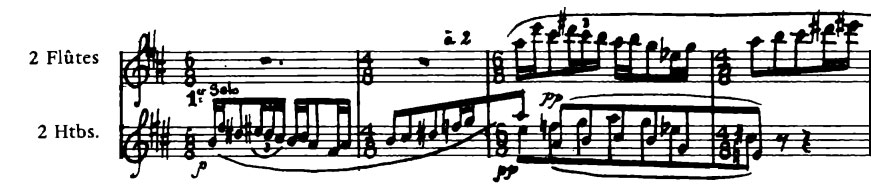Partition Shéhérazade, Maurice Ravel