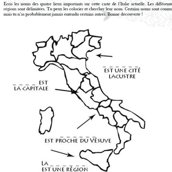 Jeux de la boîte à outils Italia in Musica