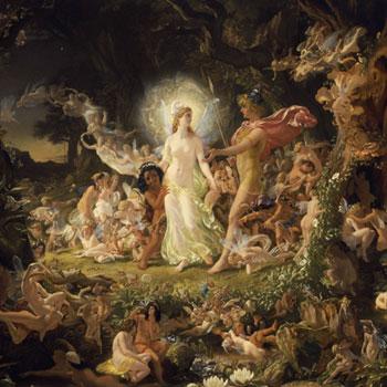Le Songe d'une nuit d'été de Felix Mendelssohn Bartholdy |