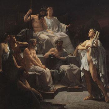 Orphée et Eurydice de Christoph Willibald Gluck |