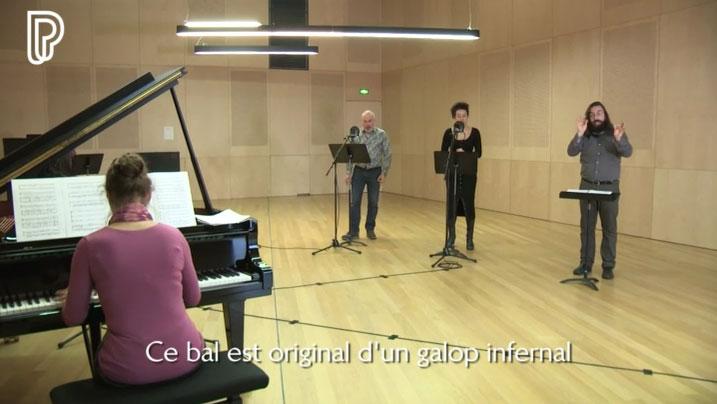 Pièce participative - Philharmonie de Paris