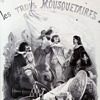 Les Trois Mousquetaires d'Alexandre Dumas |