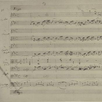 Sérénade «Gran Partita» de Wolfgang Amadeus Mozart |