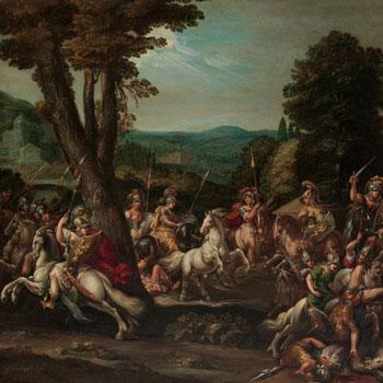 Les Amazones ou la Fondation de Thèbes de Étienne-Nicolas Méhul |