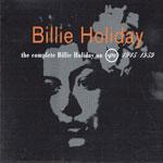 Pochette du CD The Complete Billie Holiday on Verve