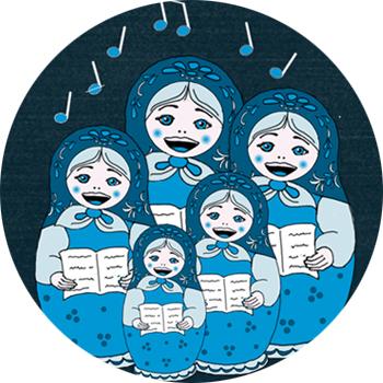 Chants slaves concert vocal participatif