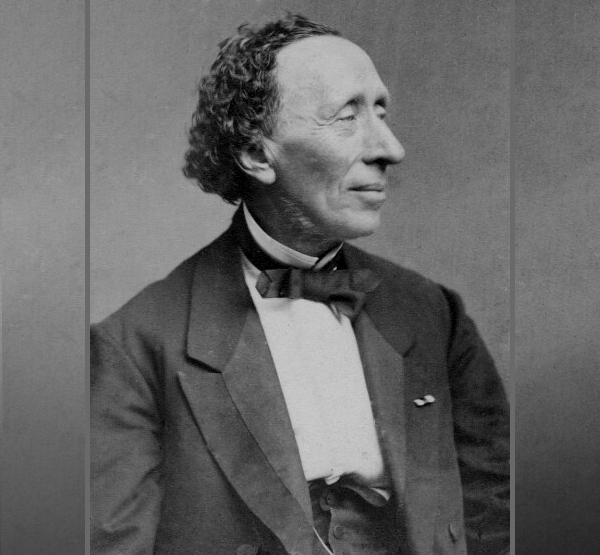 Hans Christian Andersen, par Hansen Schou and Weller, 1869 © National Portrait Gallery