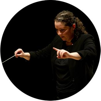 Zahia Ziouani. Photo: Christophe Fillieule