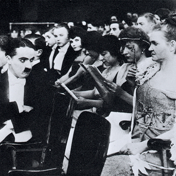 Charlot au music-hall de Charlie Chaplin |