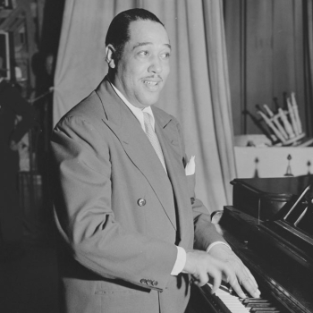 Portrait de Duke Ellington |