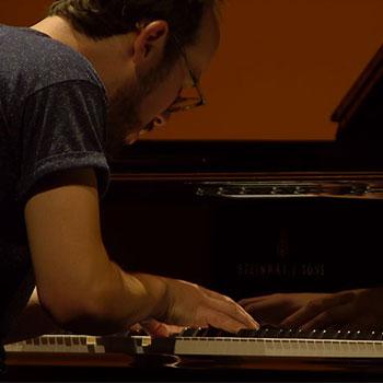 Yaron Herman, Jazz à la Villette, le 10 septembre 2015. Philharmonie de Paris