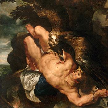 Le mythe de Prométhée dans les arts et en musique |