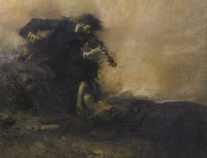 Spasmo, Antonio Ambrogio Alciati, 1907