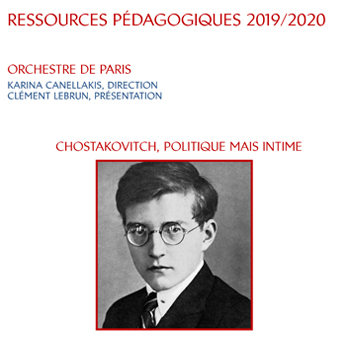 Ressources pédagogiques Chostakovitch politique mais intime