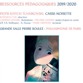 Ressources pédagogiques Casse-Noisette