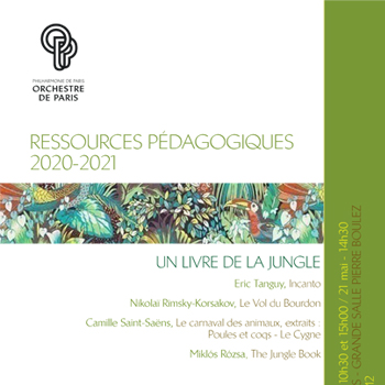 Ressources pédagogiques Un livre de la jungle