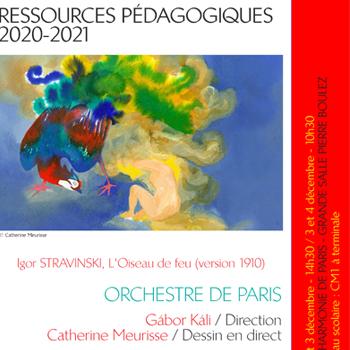Ressources pédagogiques L'Oiseau de feu
