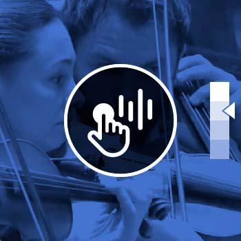 Guide d'écoute Symphonie n°7 (extrait de II. Allegretto) de Ludwig van Beethoven de la boîte à outils Chantez!