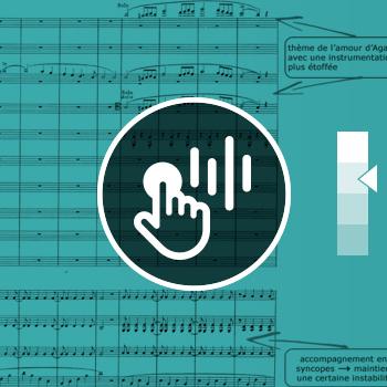 Guide d'écoute Der Freischütz, Ouverture (extrait 2) de Carl Maria von Weber de la boîte à outils L'orchestre c'est fantastique!