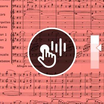 Guide d'écoute Symphonie n° 4 (1er mouvement) de Johannes Brahms de la boîte à outils Sur les traces de Johannes Brahms