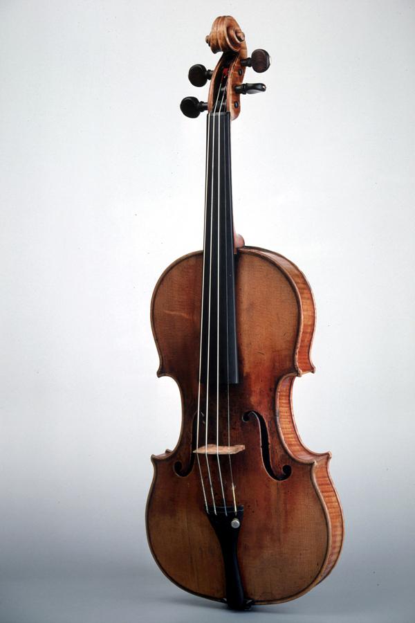 Incontournable - Violon « Le Davidoff » - Antonio Stradivari - Musée de la musique