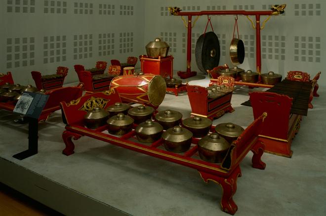 Incontournable - Gamelan - Musée de la musique