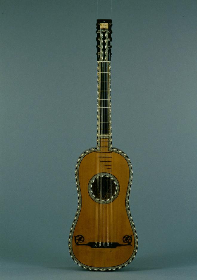 découvrir la Guitare - Jean Baptiste dit Jean Voboam