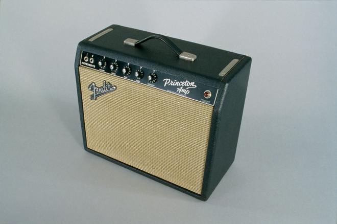 Incontournable - Amplificateur Fender - Musée de la musique